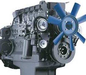 Двигатель DEUTZ BF6M1012