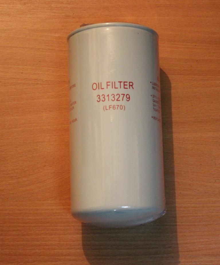 Фильтр масляный LF670