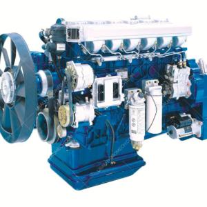 Запасные части двигателя Weichai WD615, WD10, WP10, WD12, WP12